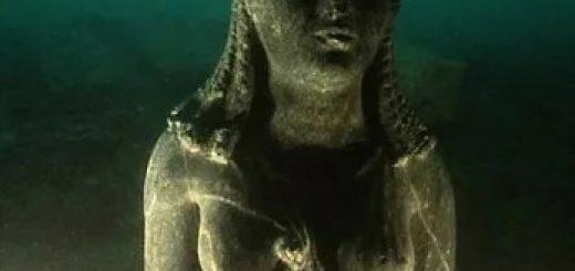 Подводное царство Клеопатры