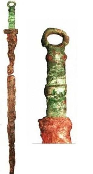 Древний меч