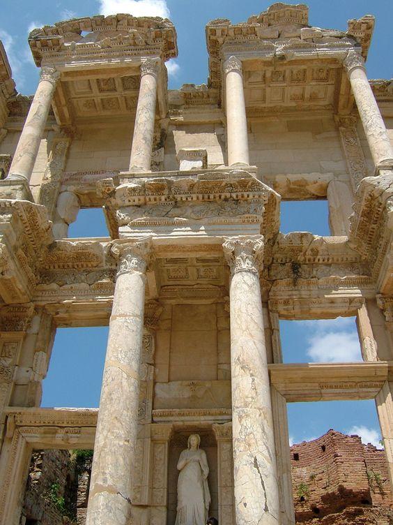 библиотека в Эфесе