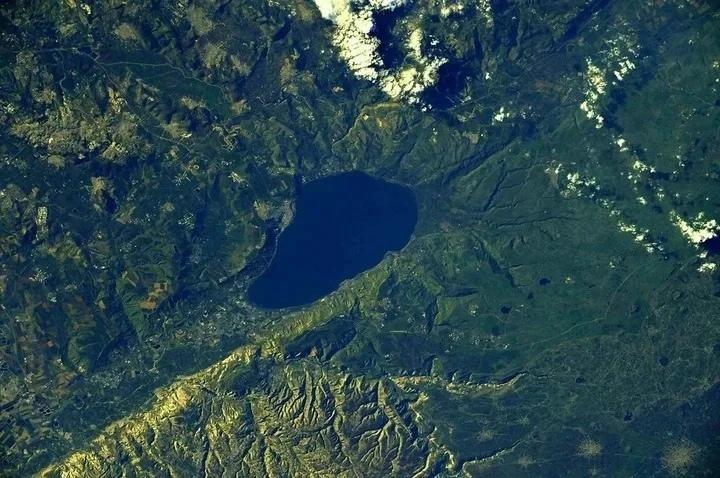 озеро Кинарет