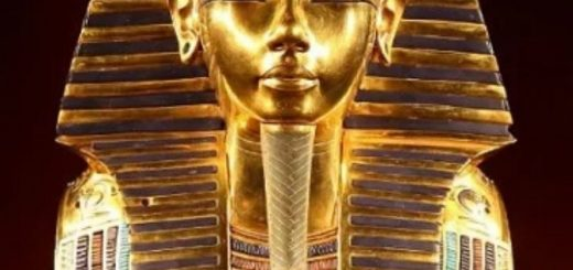 маска фараона