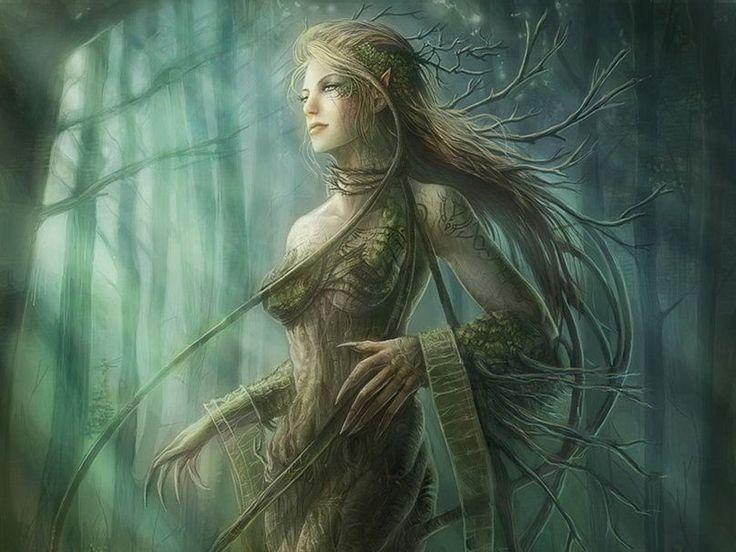 Эльфы