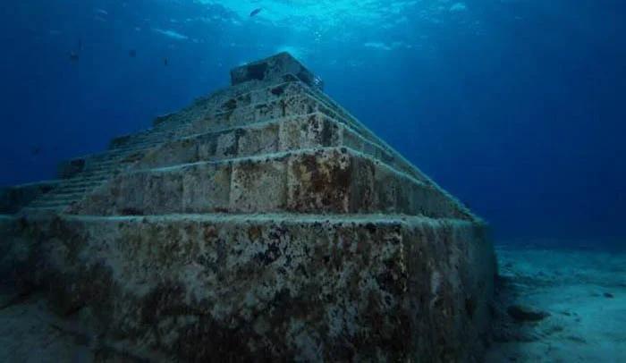 пирамида озера Кинарет