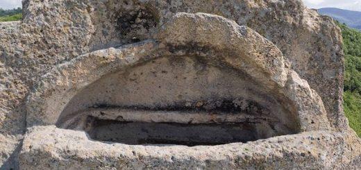 Фракийское святилище