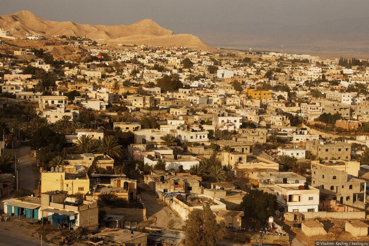 Иерихон, Палестина