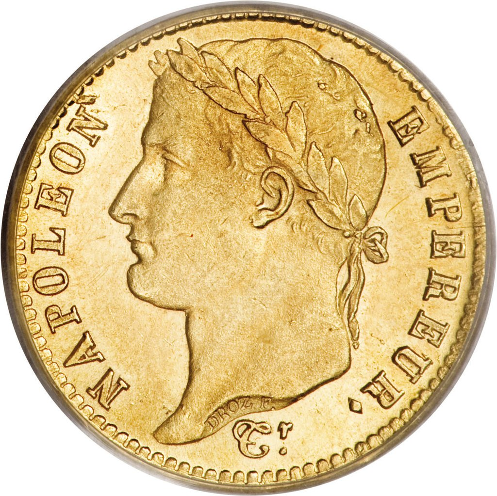 золото Наполеона