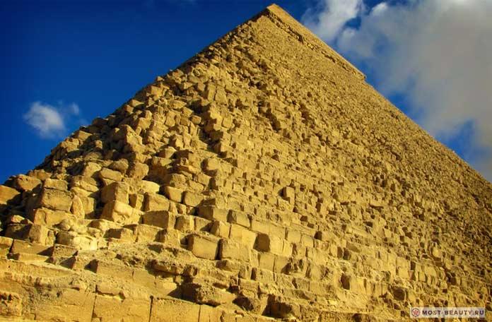 Великая пирамида Гизы