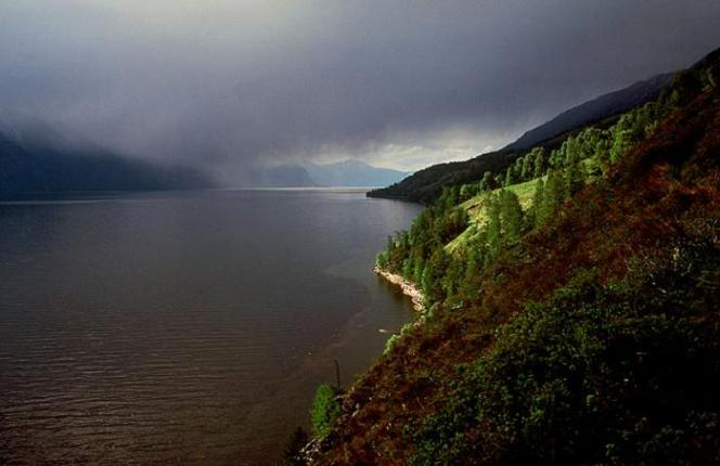 Талецкое озеро