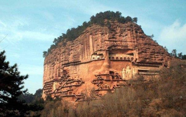 Пещерные храмы Майцзишань