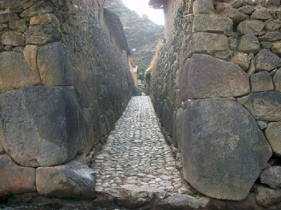 Ольянтайтамбо в Перу