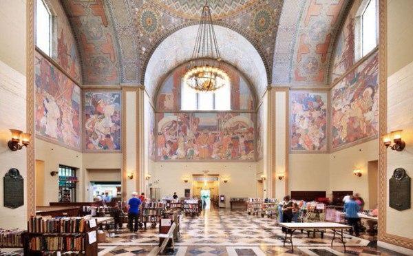 Библиотека Лос-Анджелеса