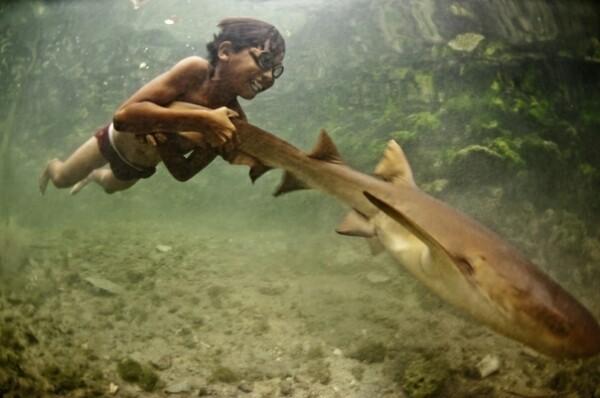 Люди-рыбы