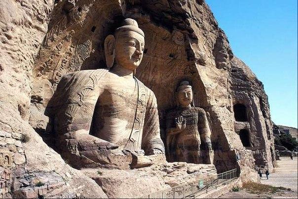 Юньганские пещеры