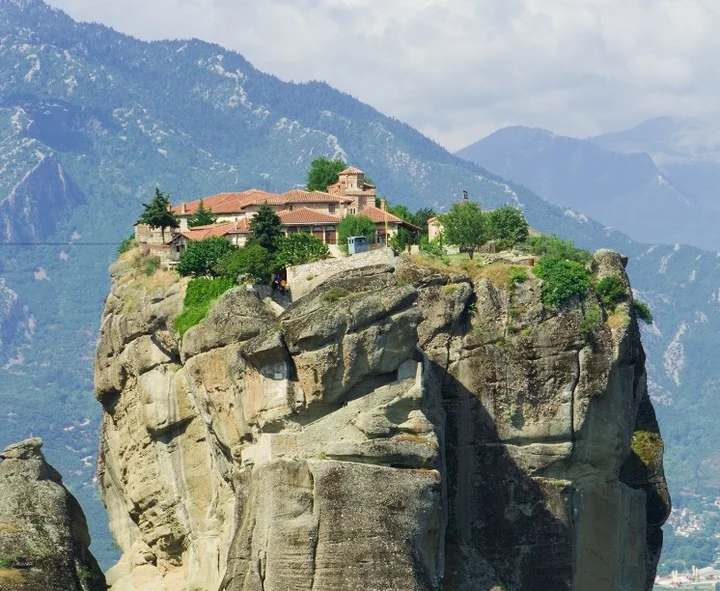 Метеорские монастыри