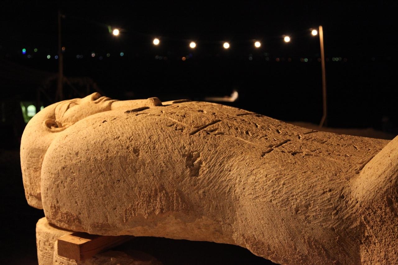 мумия и атрибуты
