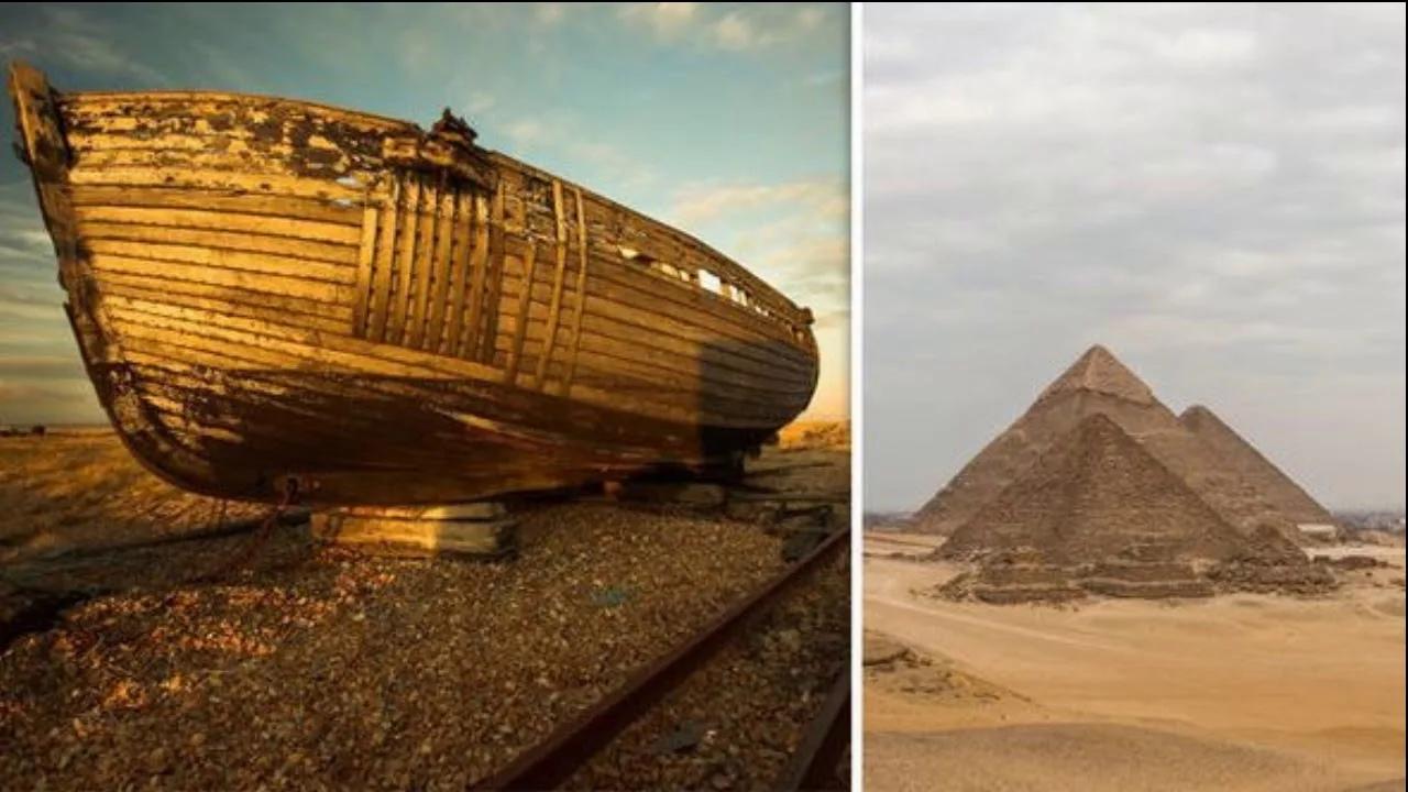 Ноев ковчег/пирамида