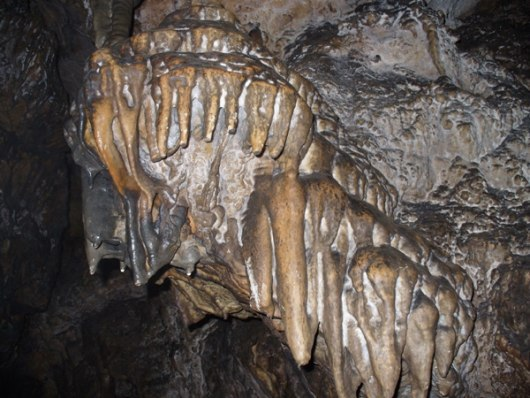 Кашкулакская пещера.
