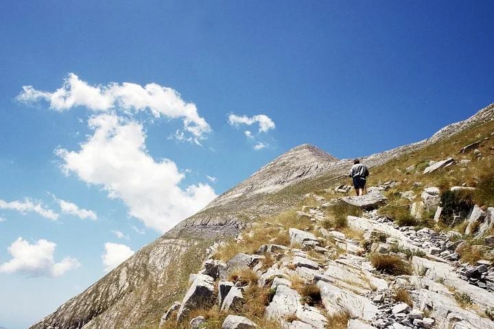 Гора Тайгетоса