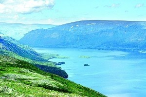 северные озера