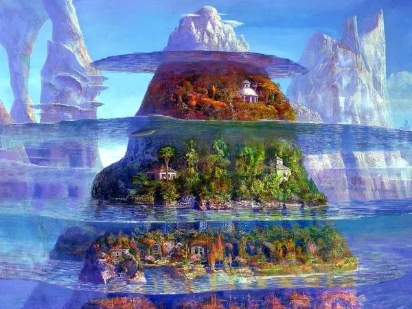 Священная гора Меру