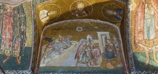 Карие - удивительная христианская церковь