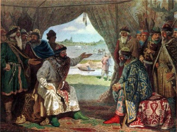 Лютые звери и крокодилы русских летописей
