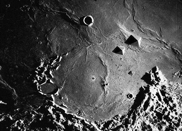 пирамида на Марсе