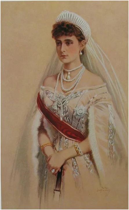 Драгоценности династии Романовых