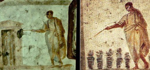 Магическая или волшебная палочка в истории