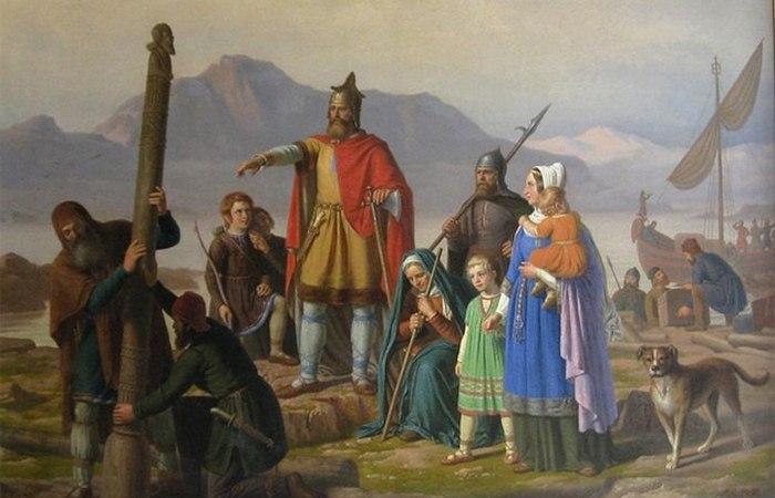 колонии гренландских викингов
