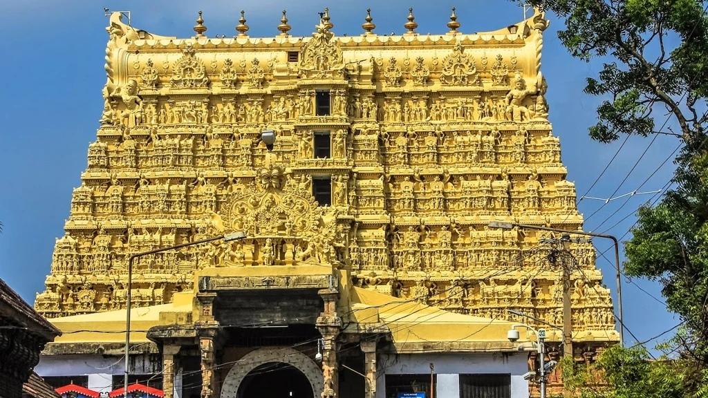 индийский храм