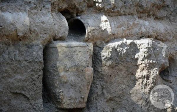 Древняя система очистки воды