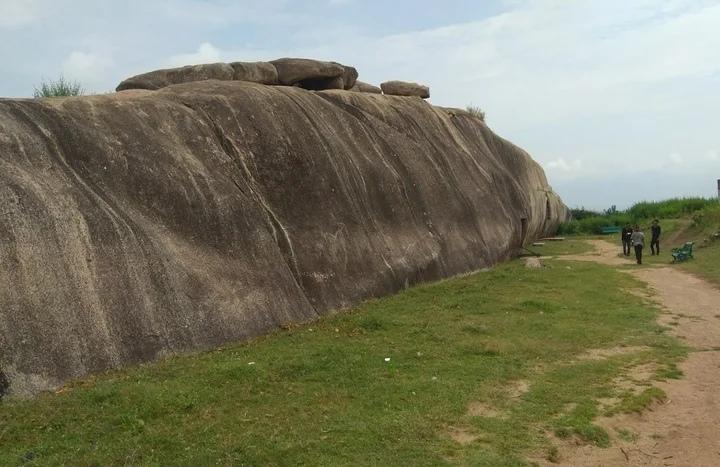 Древний комплекс в Индии