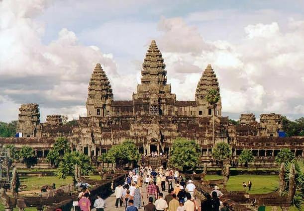 Храмы Ангкоры