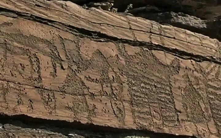 петроглифы