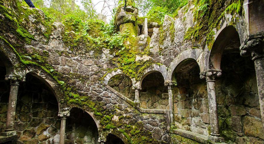 Подземная башня в Синтре
