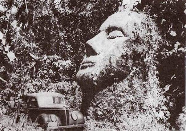 голова в Гватемале
