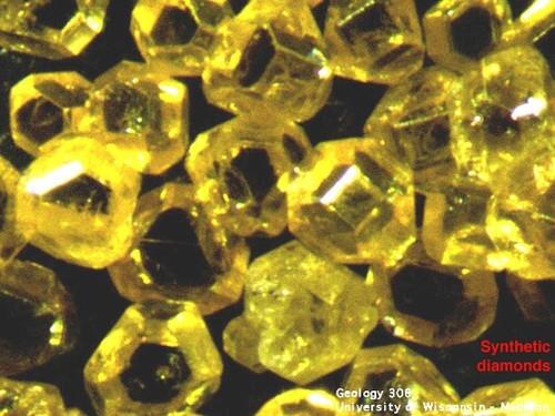 кристаллический муассанит