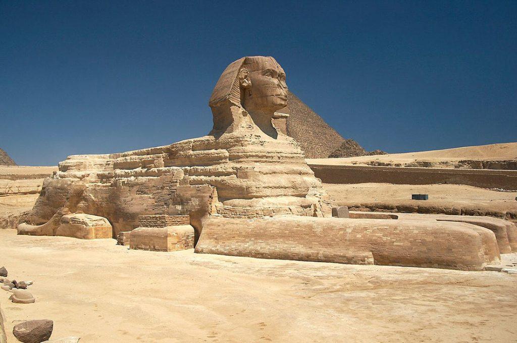 Сколько лет Великой Пирамиде в реальности