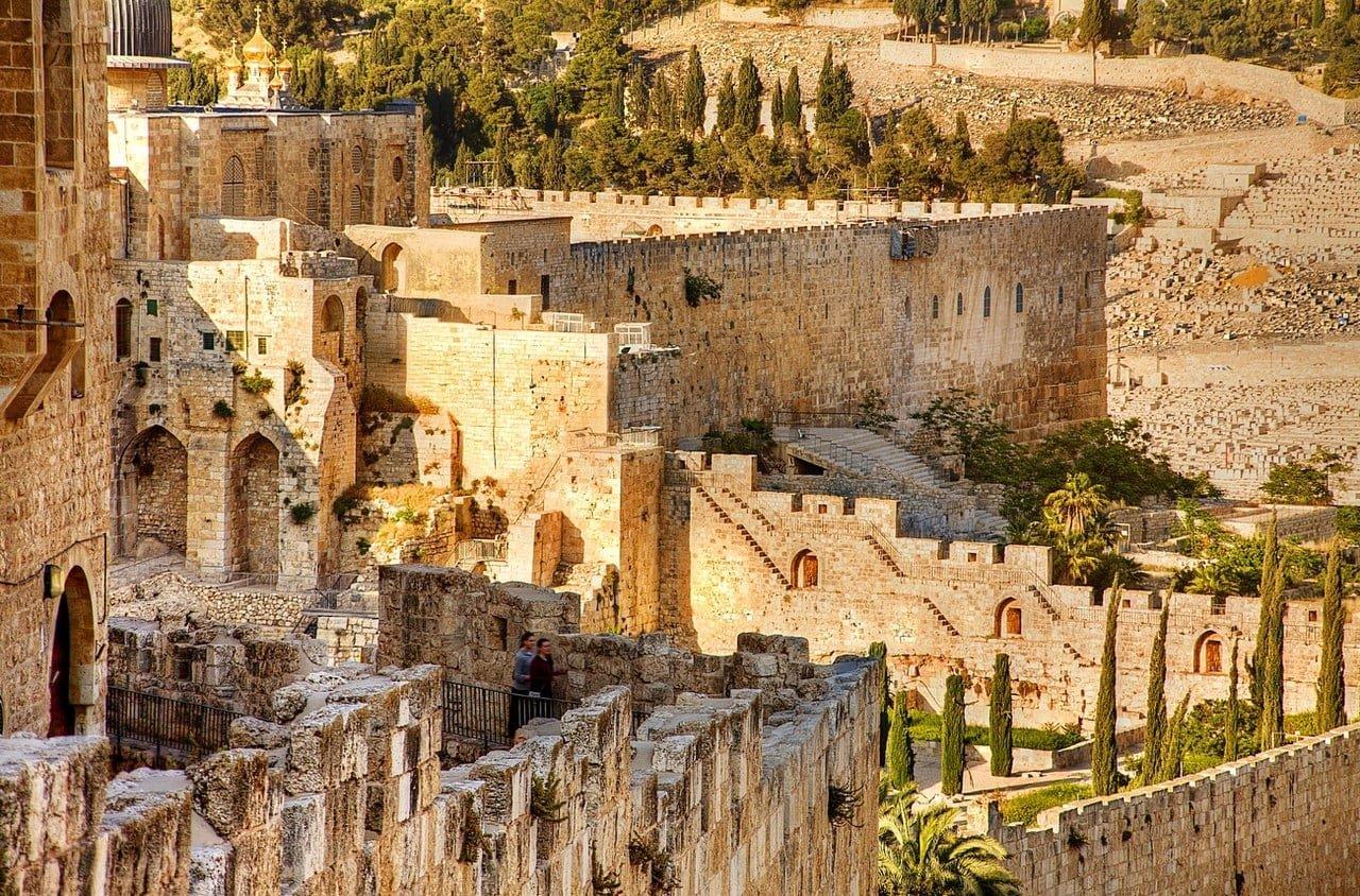 Иисус,Иерусалим,Библия