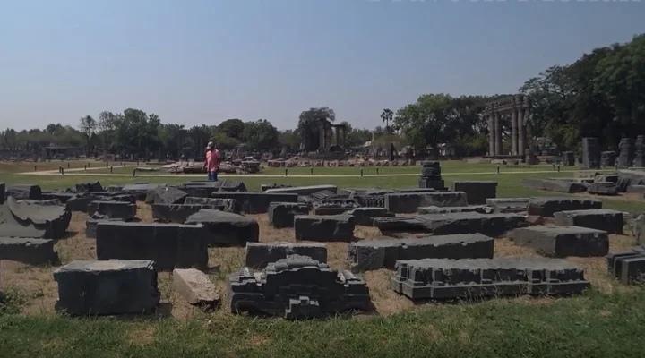 древний индийский завод