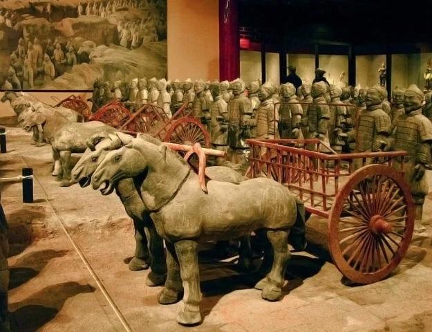 Армия глиняных воинов