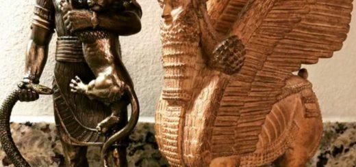 Гильгамеш - царь Шумеров и версия о внеземном происхождении