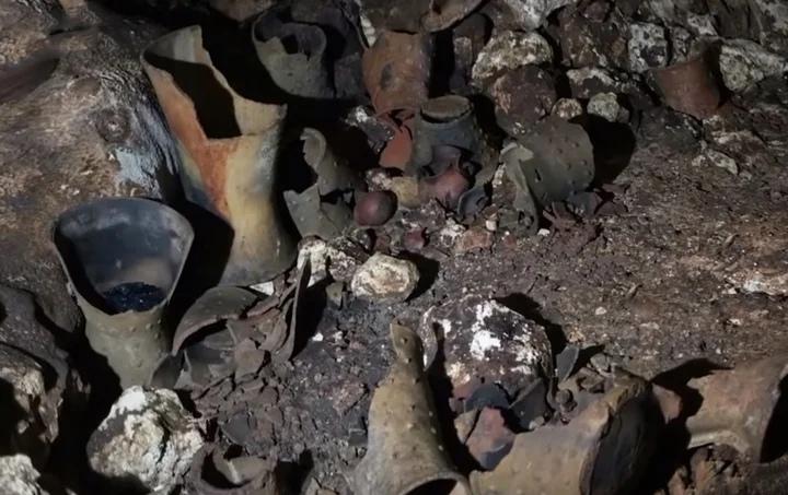 подземные ходы Чичен-Ица