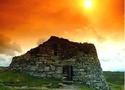 кельтский бог Кернунн