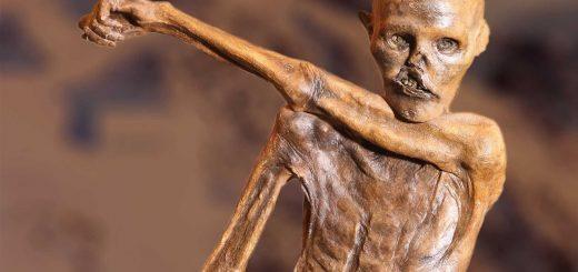 Ледяная мумия Этци