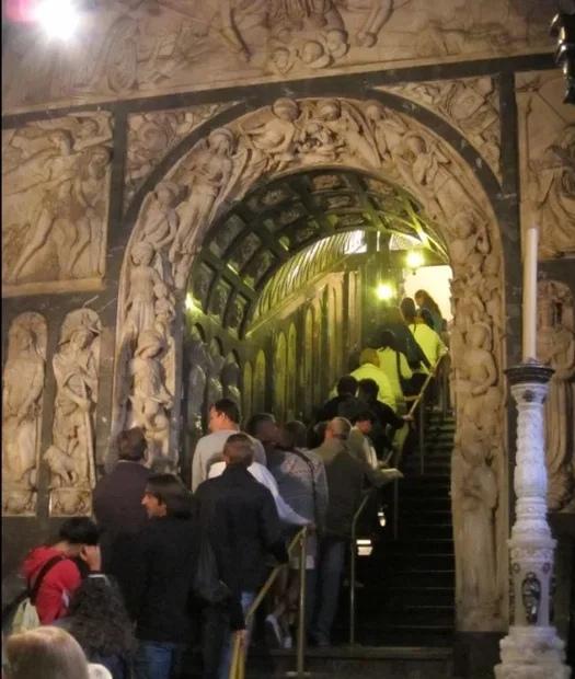 Чёрная Мадонна Бенедиктинского монастыря