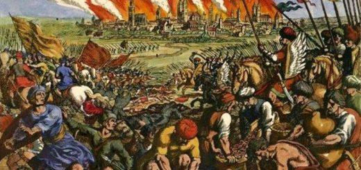 война Чингисхана