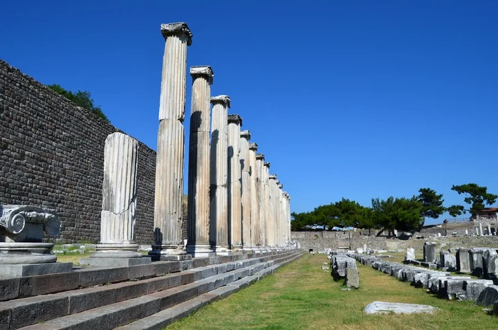 Пергам XII век до н.э