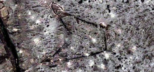 строения на плато Устюрт